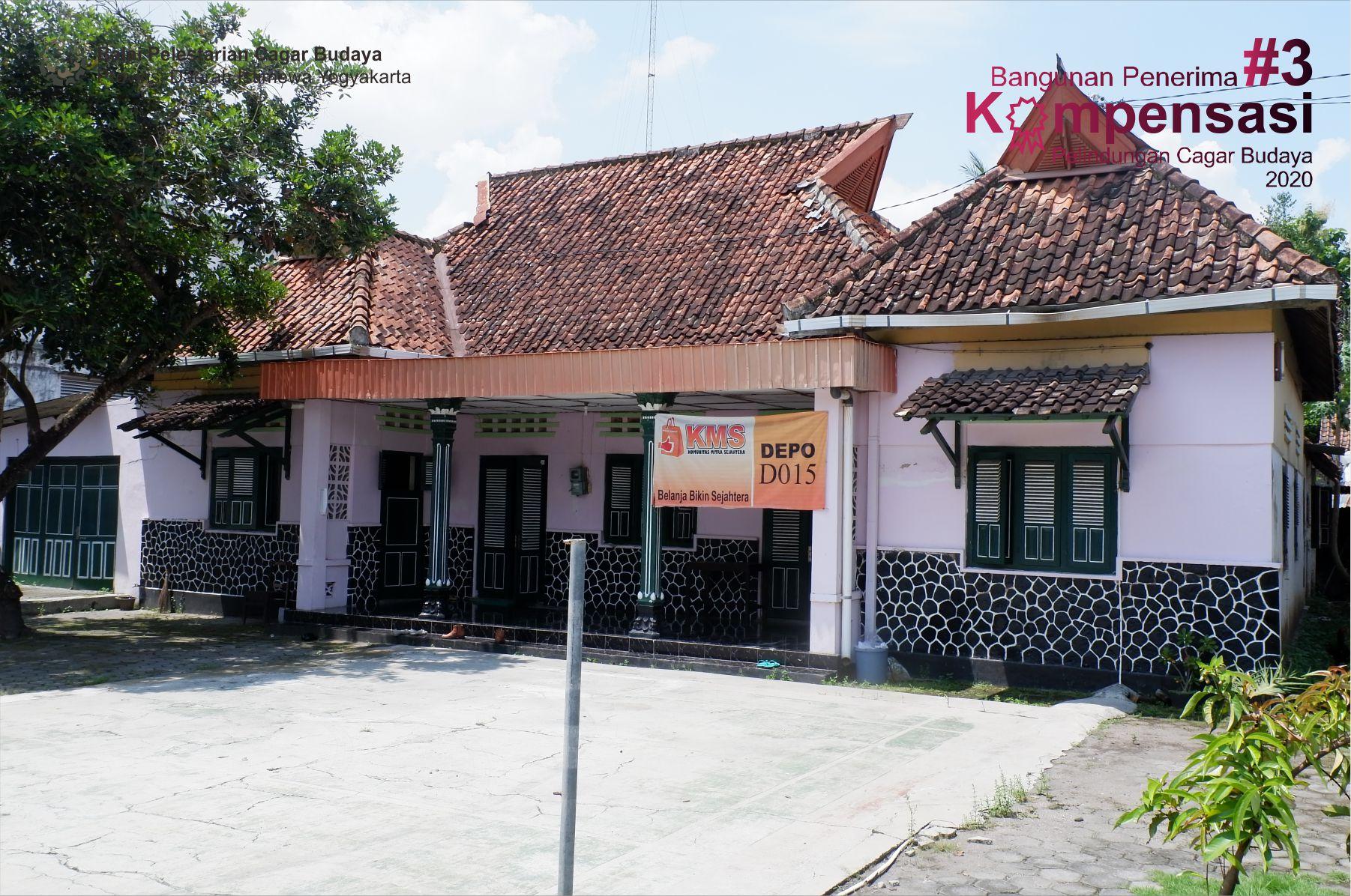 Read more about the article Rumah Indis Milik Alm. Budi Raharjo
