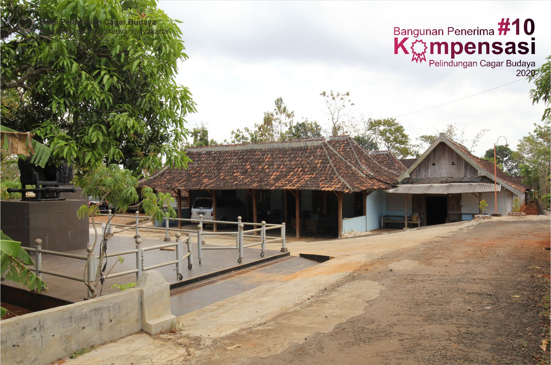 Read more about the article Rumah Tradisional Milik Alm. Merto Prawiro