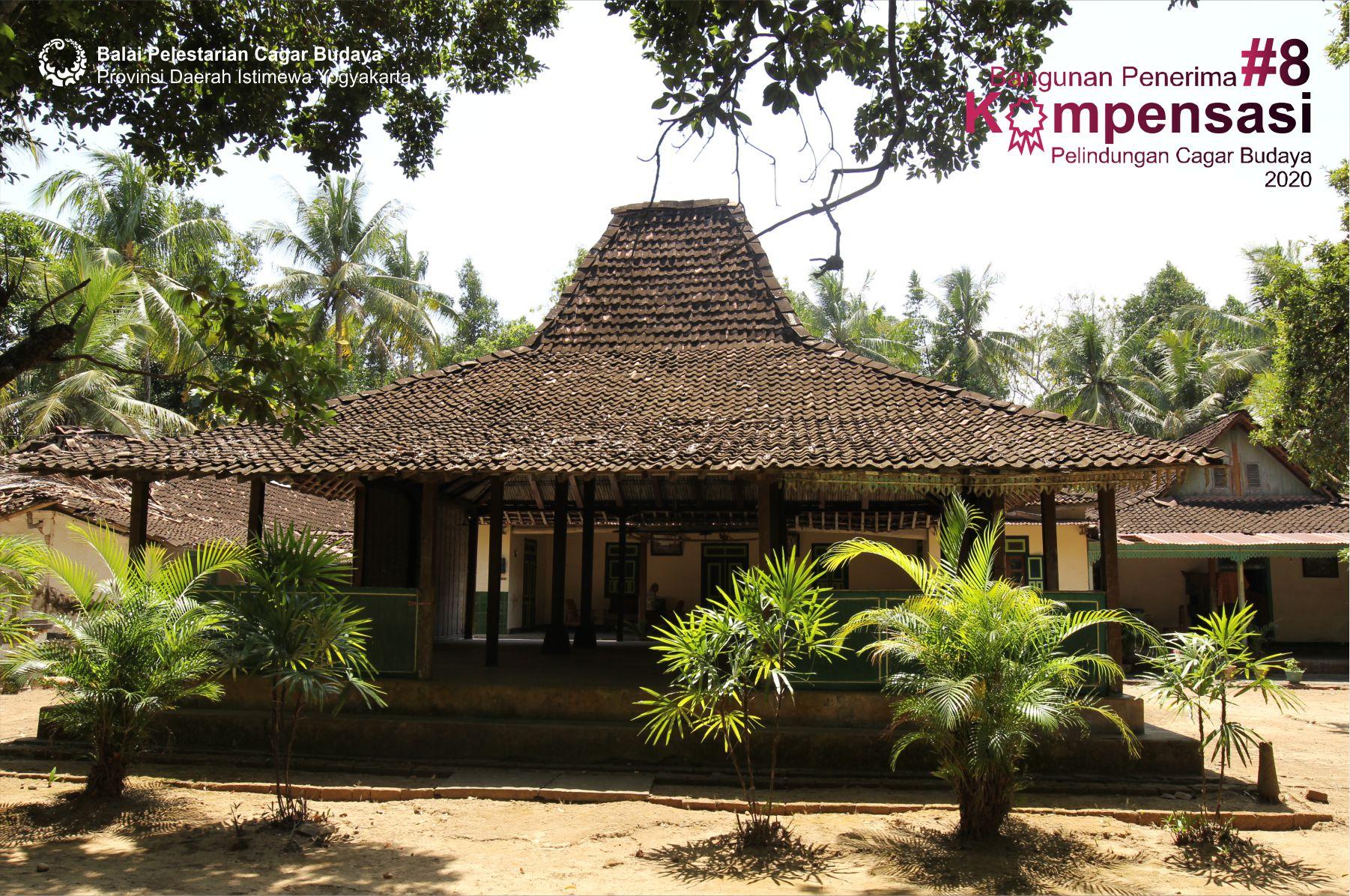 Read more about the article Rumah Tradisional Milik Alm. Muljowiardjo