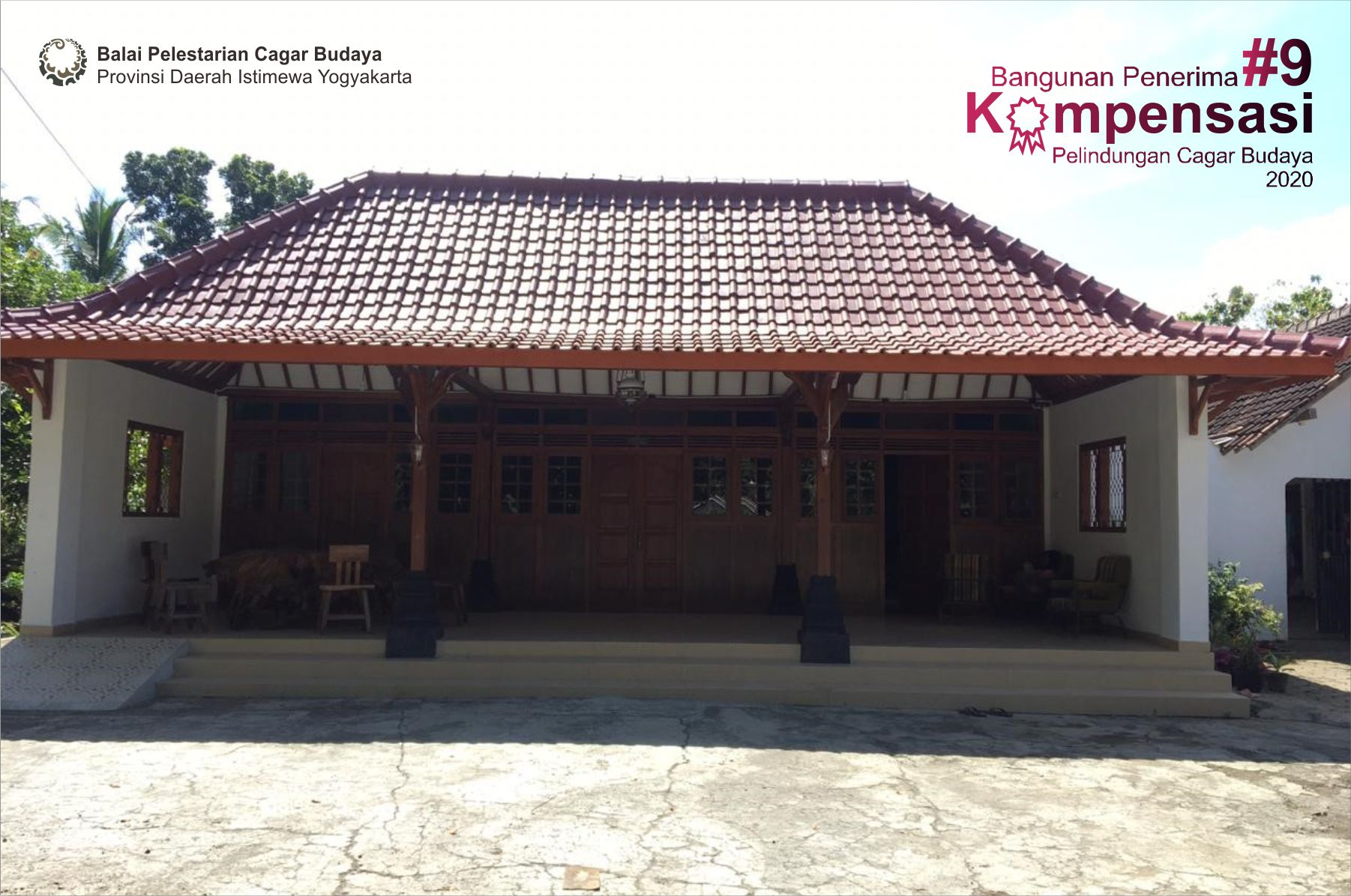 Read more about the article Rumah Tradisional Milik Drs. Siswanto, M.M.