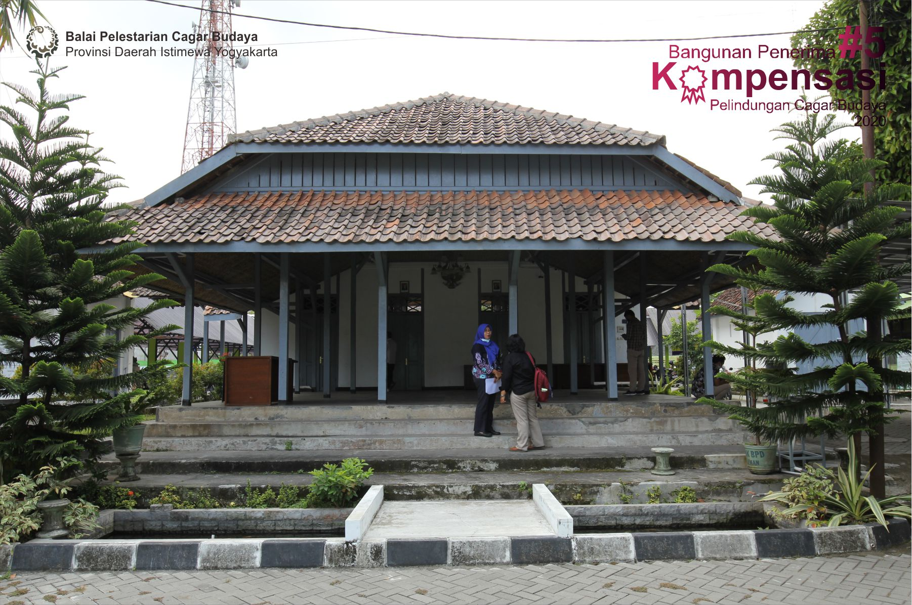 Read more about the article Kapanewon Tempel