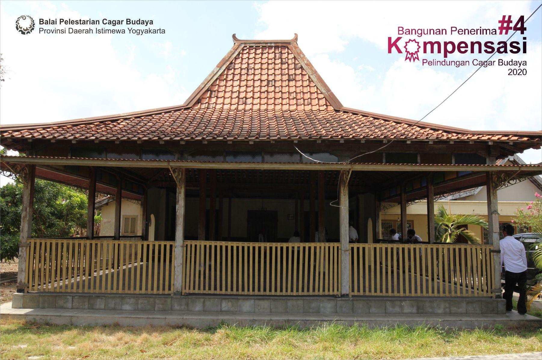 Read more about the article Rumah Tradisional Milik Priyo Nugroho