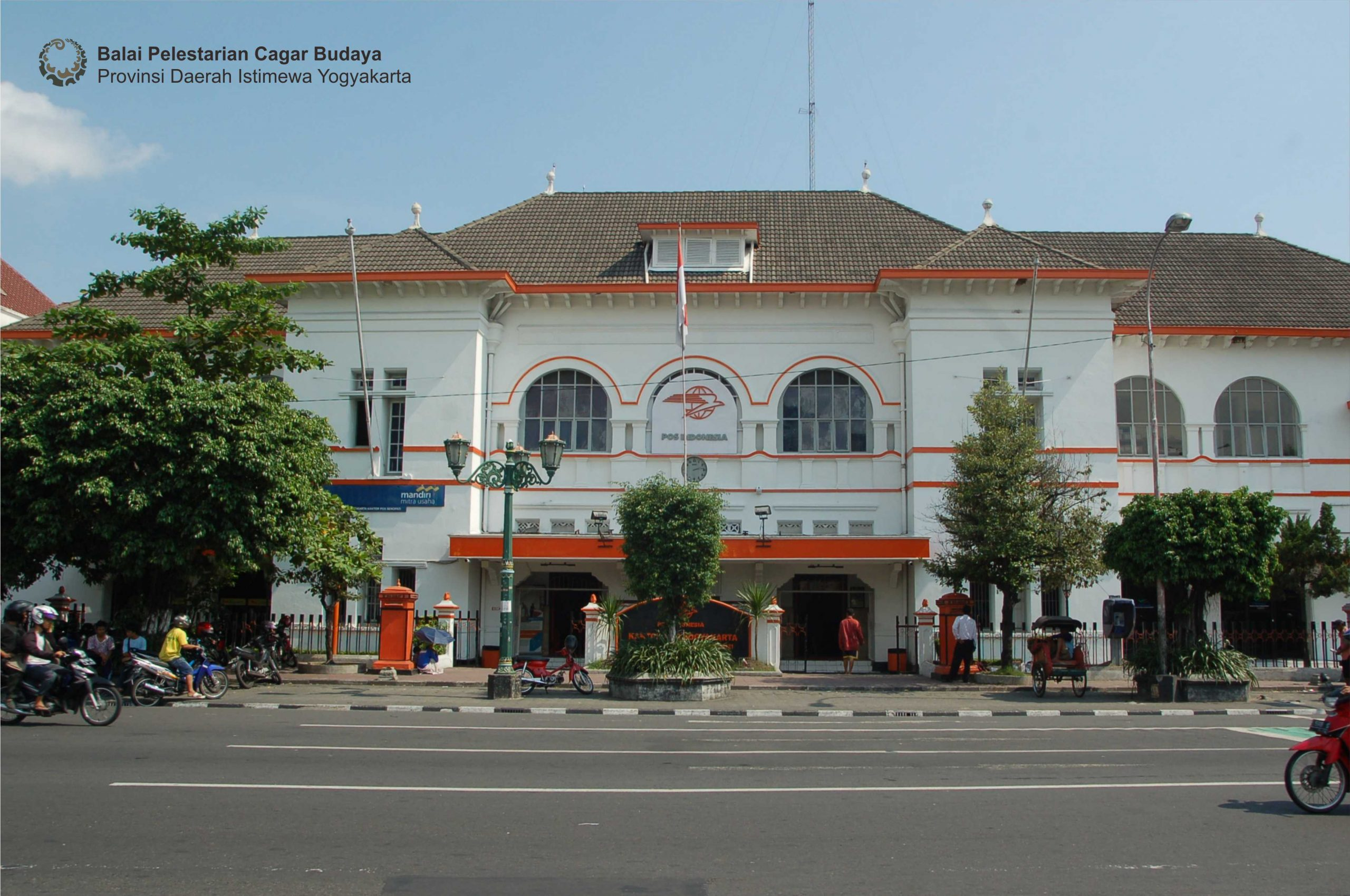 Read more about the article Kantor Pos Besar Yogyakarta