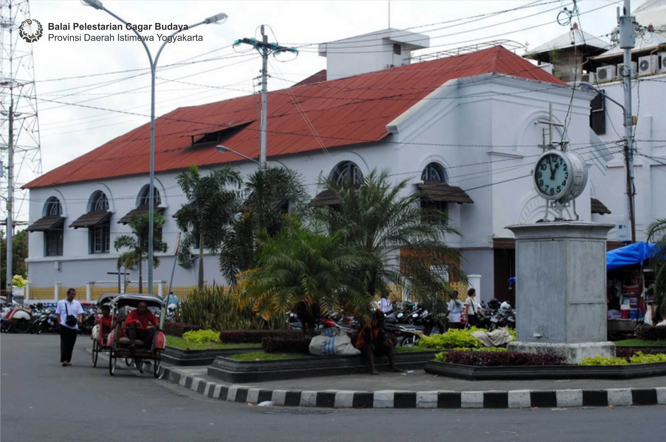 Read more about the article Gereja Protestan Indonesia Barat (GPIB) Margamulya