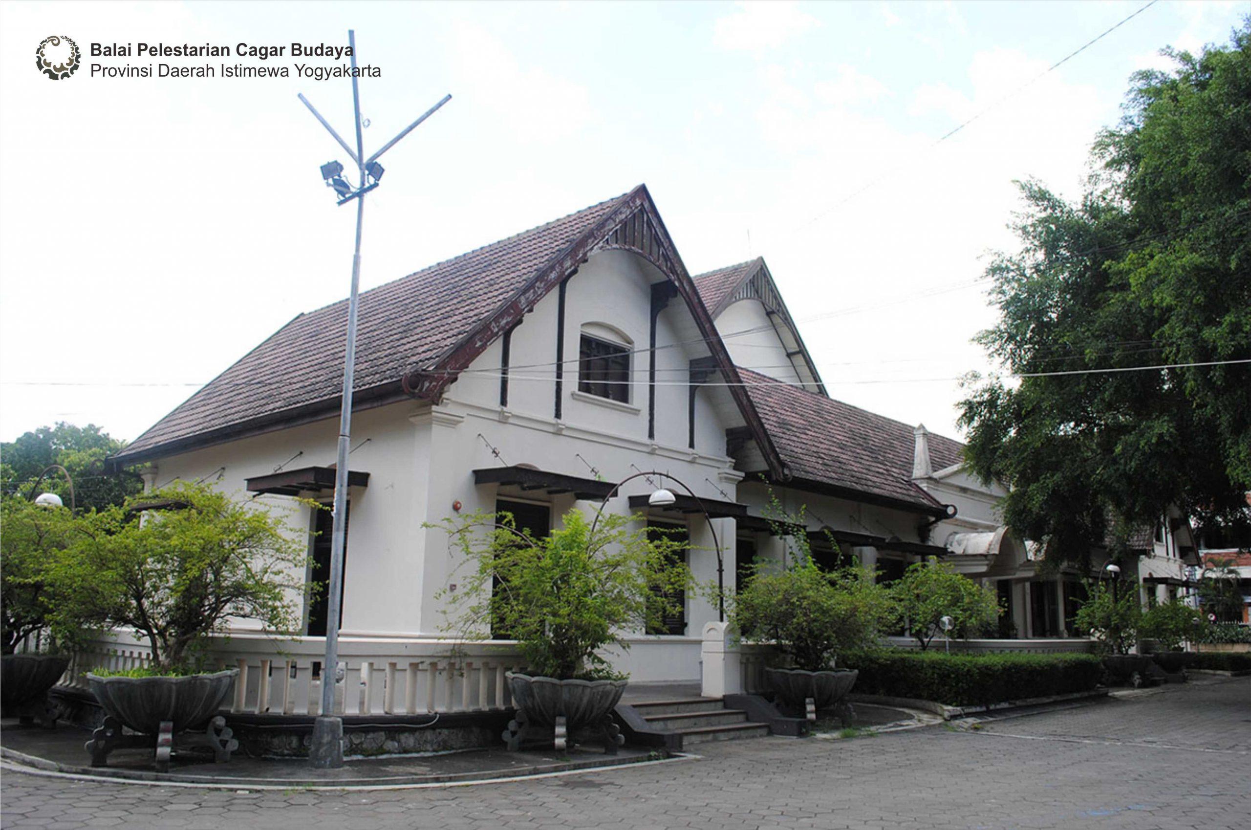 Read more about the article Gedung Militair Societeit (Societeit Militer) Yogyakarta