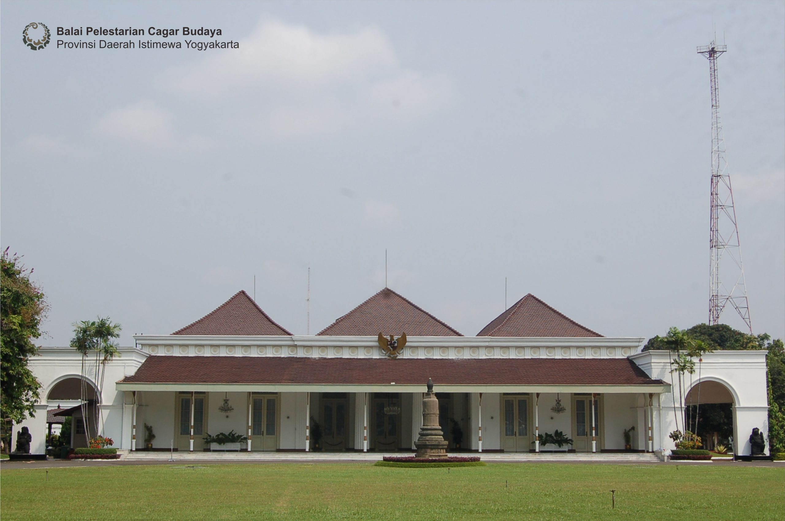 Read more about the article Kompleks Gedung Agung