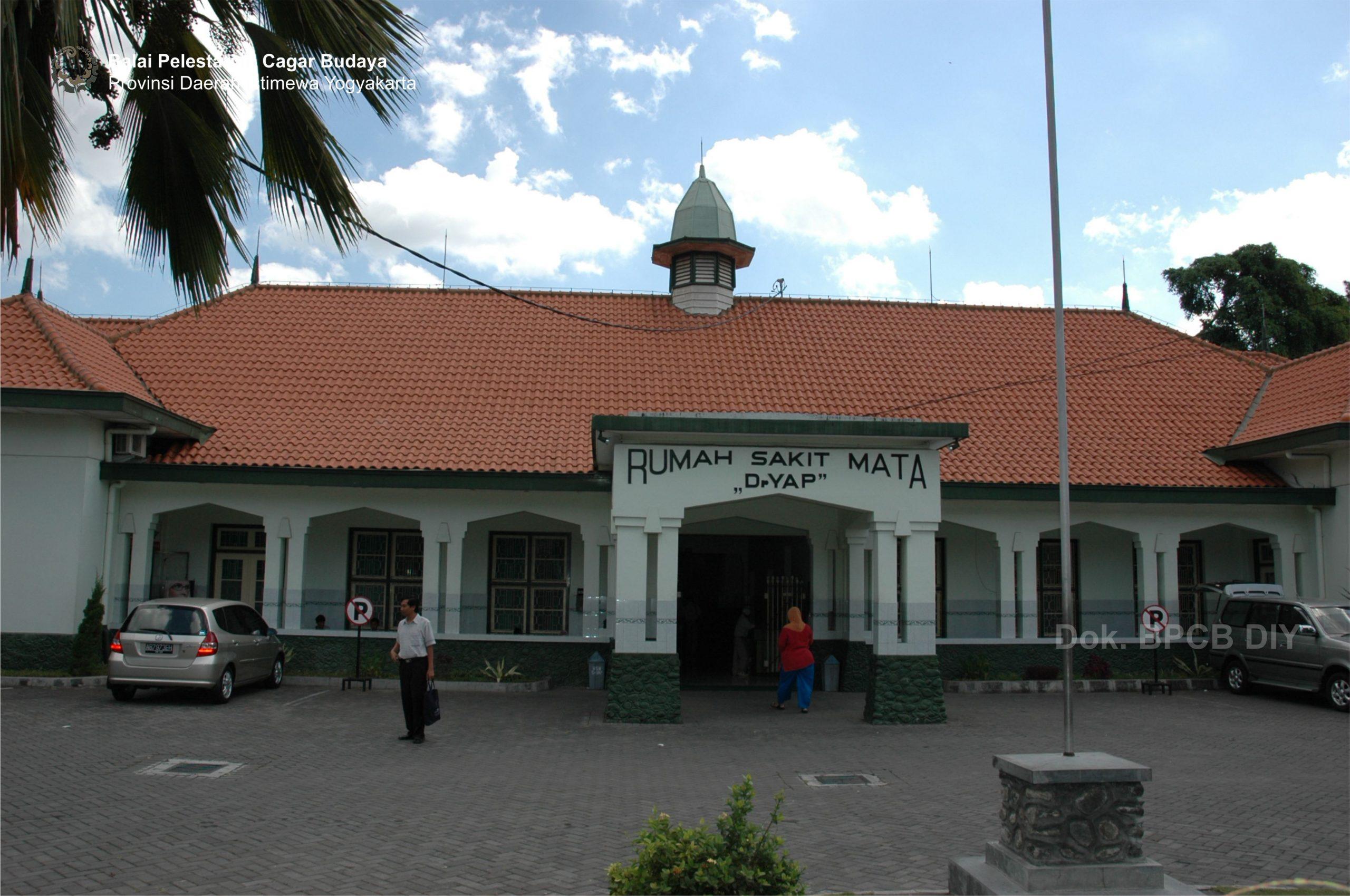 Read more about the article Rumah Sakit Mata Dr. Yap
