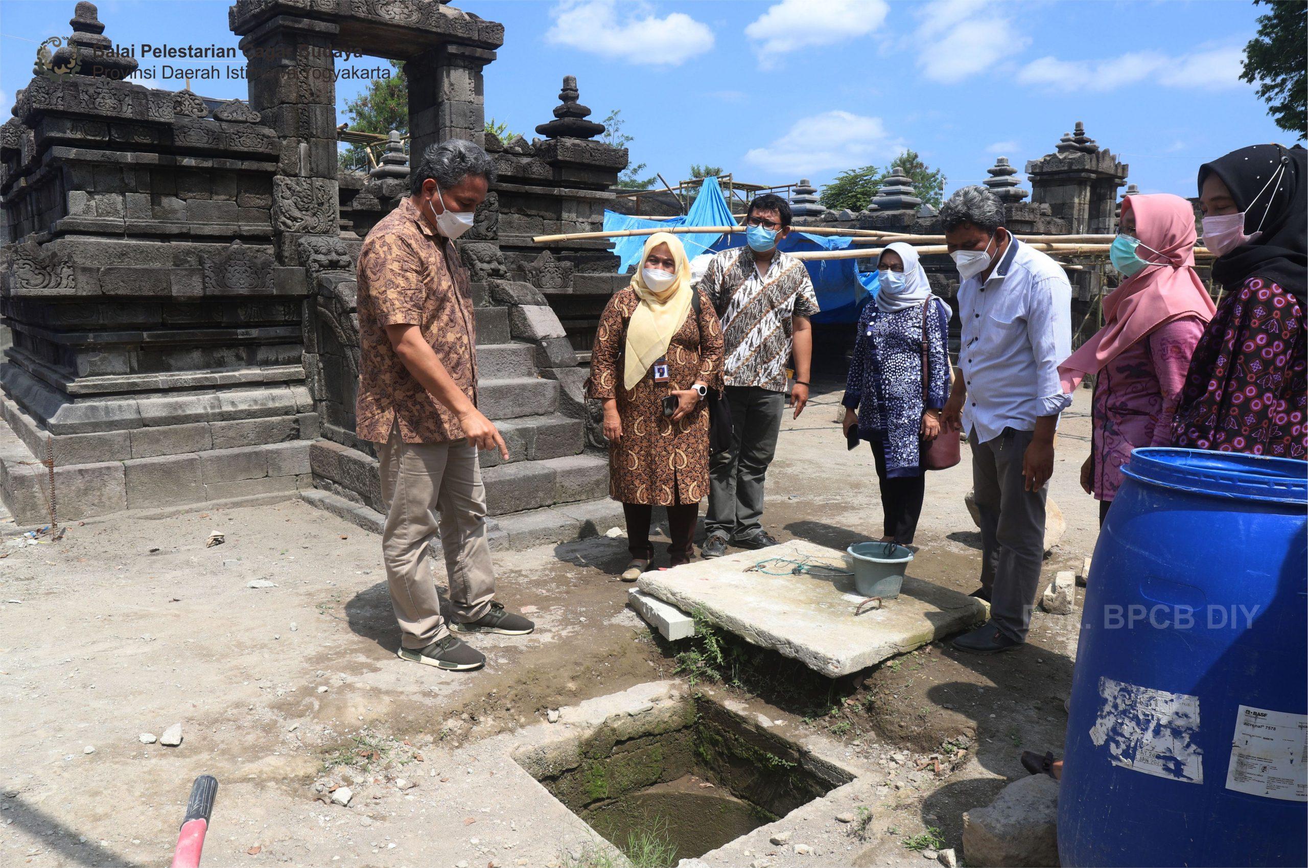 Read more about the article Kunjungan Dirjen Kebudayaan ke Candi Kedulan