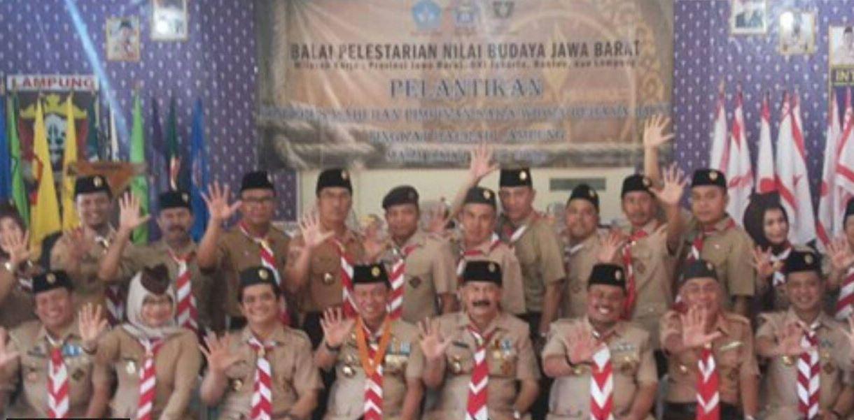 Read more about the article Pengurus MABI dan PIN Saka Widya Budaya Bakti Lampung Periode 2015 – 2020
