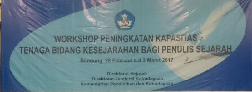 Read more about the article Bimbingan Teknis Penulisan Sejarah