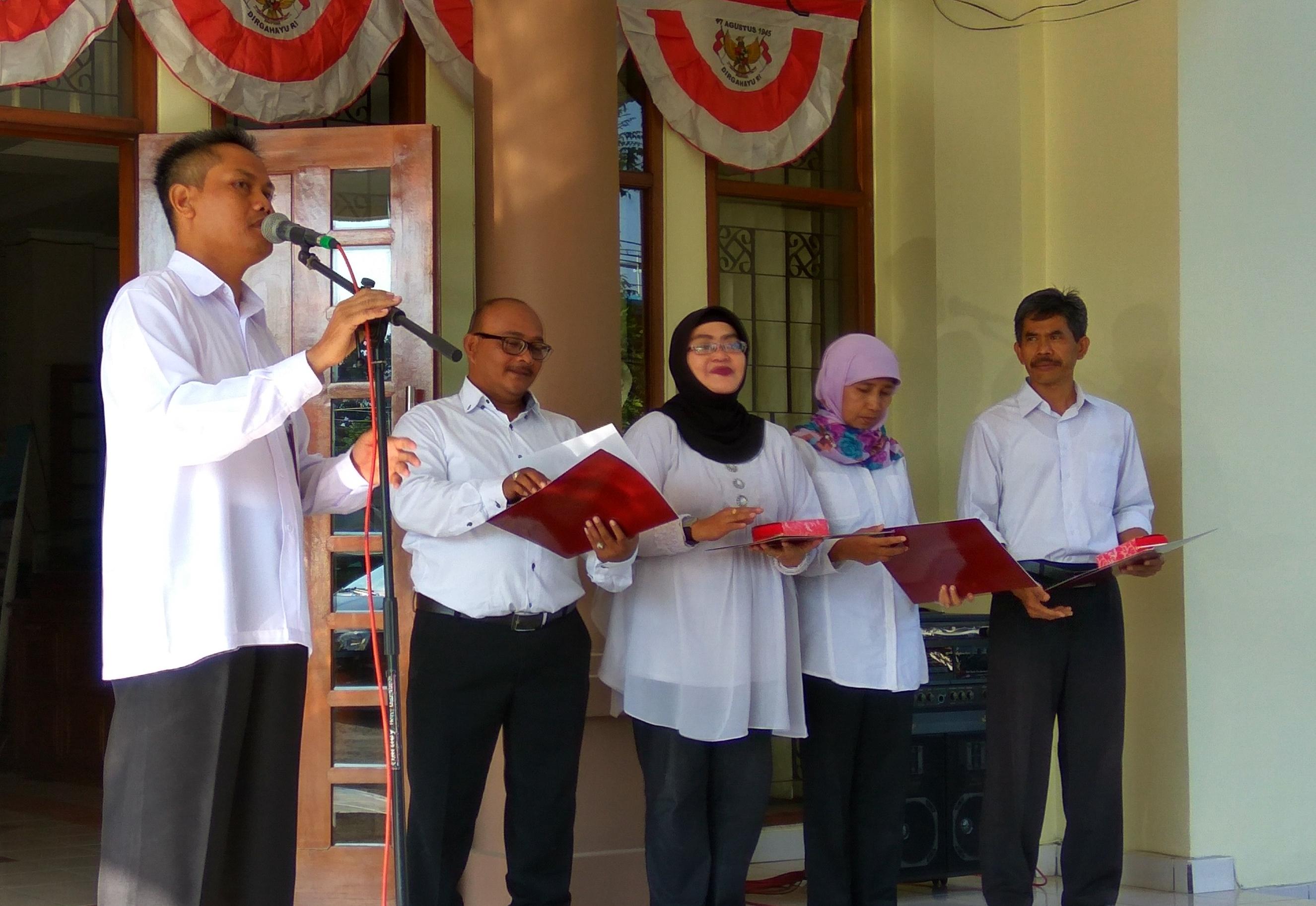Read more about the article Satyalancana Karya Satya 20 Tahun