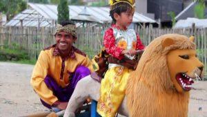 Read more about the article Sisingaan, Kesenian Tradisional Kab. Subang