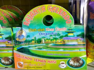 Read more about the article Galendo, Kuliner Tradisional Kabupaten Ciamis
