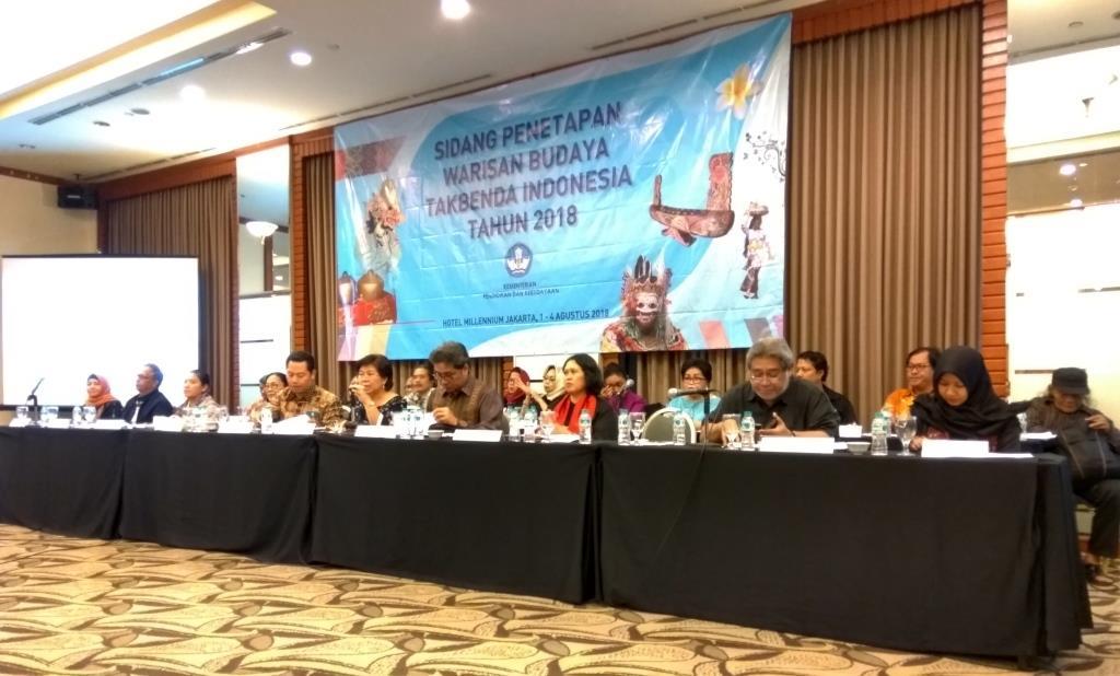 You are currently viewing Penetapan 41 Karya Budaya Wilayah Kerja BPNB Jabar Tahun 2018