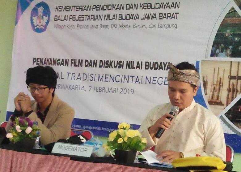 Read more about the article Ada Sate Maranggi dan Angklung di SMK Negeri 2 Purwakarta