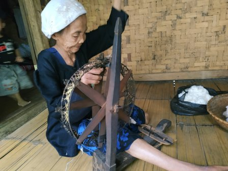 Read more about the article Kain Tenun Masyarakat Baduy