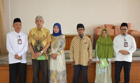 Read more about the article Hari Raya Idul Fitri 1 Syawal 1440 H di BPNB Jabar