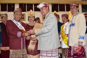Read more about the article Adok ditetapkan sebagai Warisan Budaya Takbenda Indonesia Tahun 2019