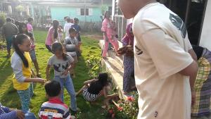 Read more about the article Ngebuyu, Tradisi Saweran pada Masyarakat Lampung