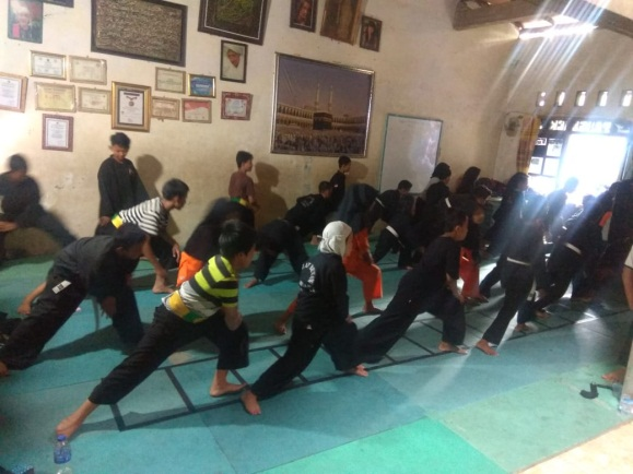 Read more about the article Silat Congkok Betawi