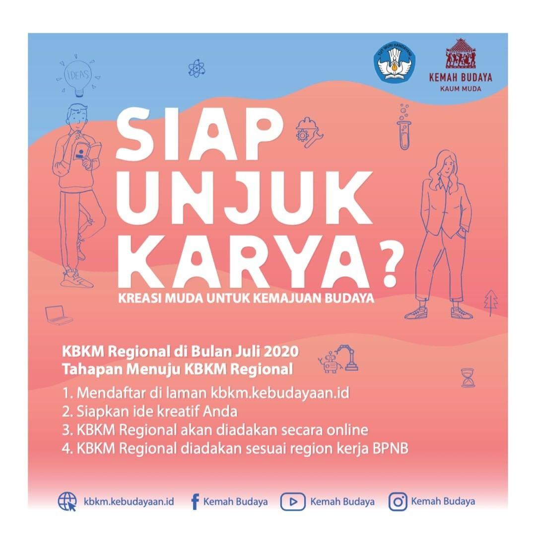 Read more about the article Kemah Budaya Kaum Muda 2020