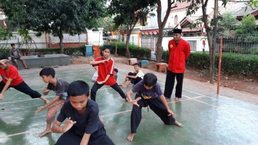 Silat Sekojor dari Joglo Jakarta Barat