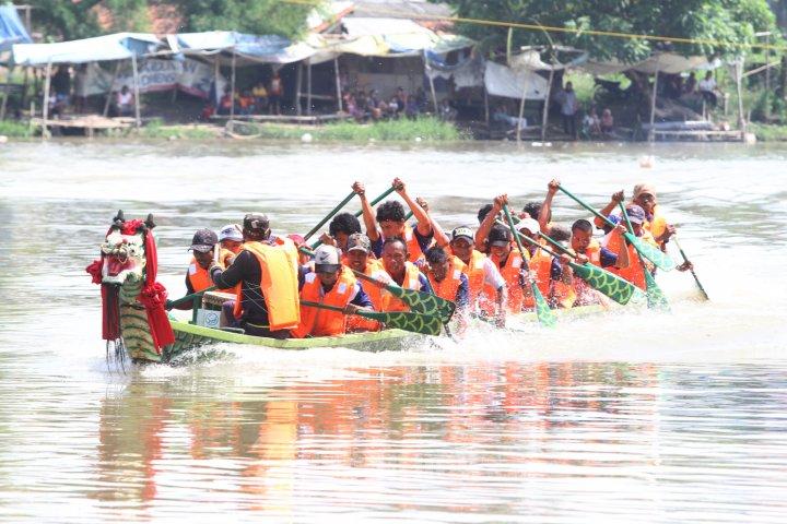 Read more about the article Asal mula Festival Peh Cun di Kota Tangerang