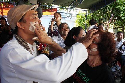 Read more about the article Pesta Mandi-Mandi di Kampung Tugu