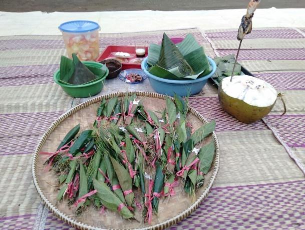 Read more about the article Cegah Virus Korona, Masyarakat Kampung Banceuy Gelar Hajat Wawar