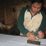 Sanggar Batik Betawi di Setu Babakan