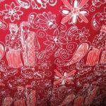 Motif Lama dan Baru Batik Betawi