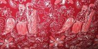 batik betawi Motif Pengantin Betawi