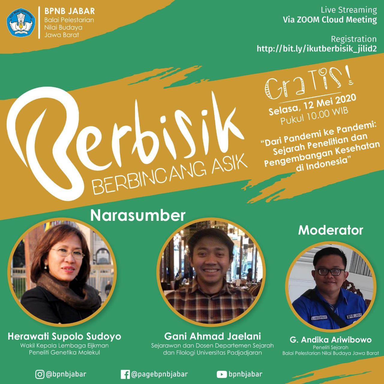 Read more about the article Berbincang Asyik Jilid 2