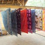 Melihat Proses Pembuatan Batik Betawi di Setu Babakan
