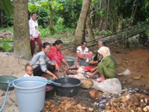 Read more about the article Adat Bergotong Royong (Sakai Sambaian) dalam Upacara Perkawinan di Desa Negara Nabung, Lampung Timur