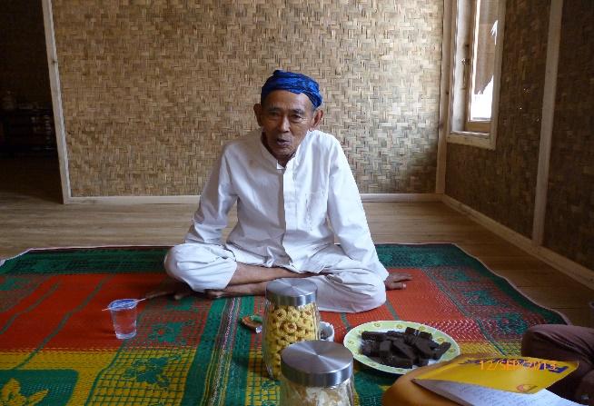 Read more about the article Mengenal Kasepuhan Cisungsang di Banten