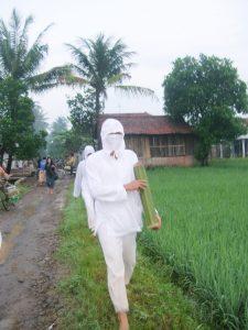 Read more about the article Mapag Tamba, Upacara Menangkal Bala Padi
