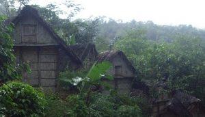 Upacara Ngalanjakan pada Masyarakat Kanekes, Banten