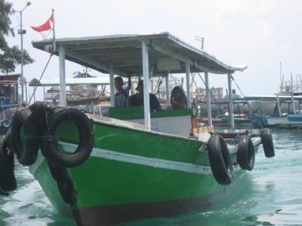 Read more about the article TRADISI PEMBUATAN KAPAL DI PULAU PANGGANG KEPULAUAN SERIBU