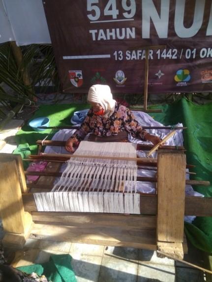 Nominasi Karya Budaya untuk ditetapkan sebagai WBTB Indonesia 2015 wilayah kerja BPNB Bandung