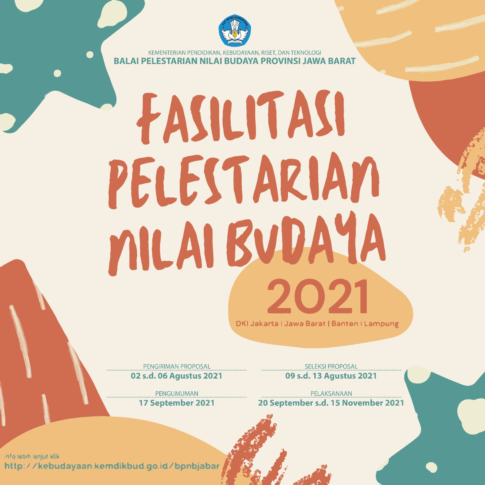 Read more about the article Program Fasilitasi Pelestarian Nilai Budaya 2021