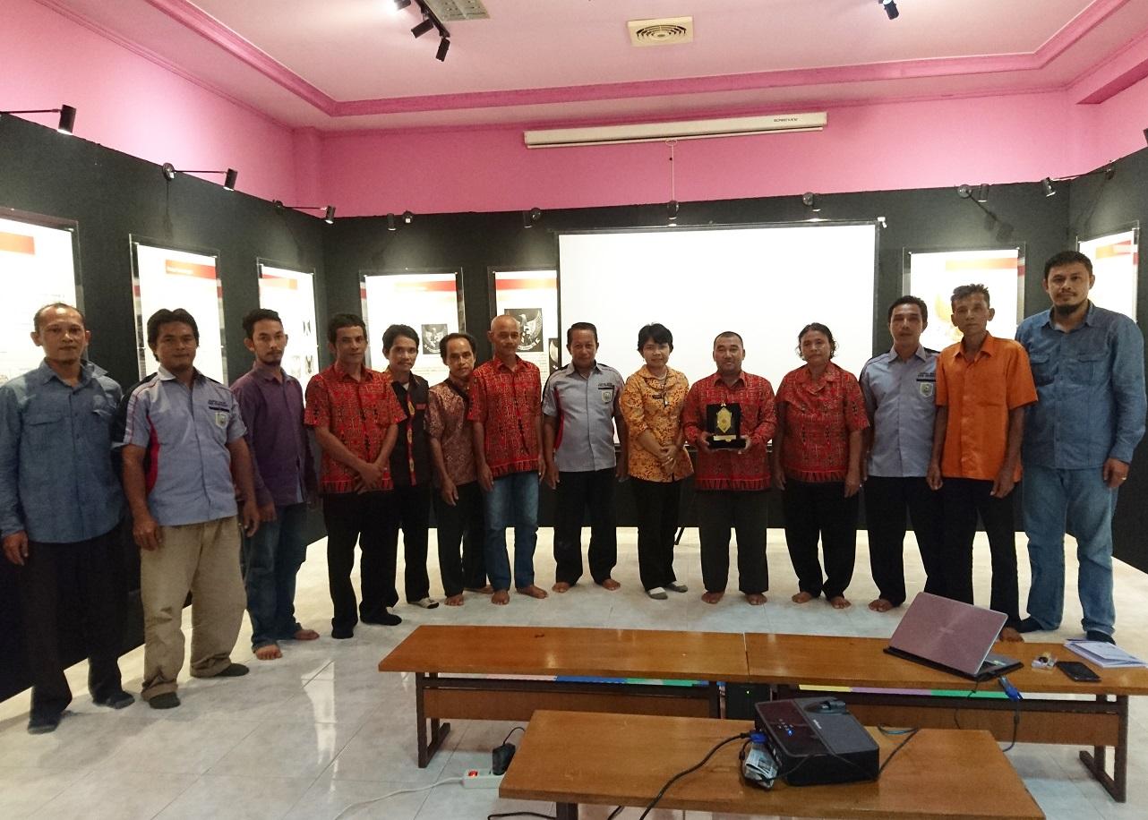 Read more about the article PELATIHAN JURU PELIHARA CAGAR BUDAYA DI SINTANG