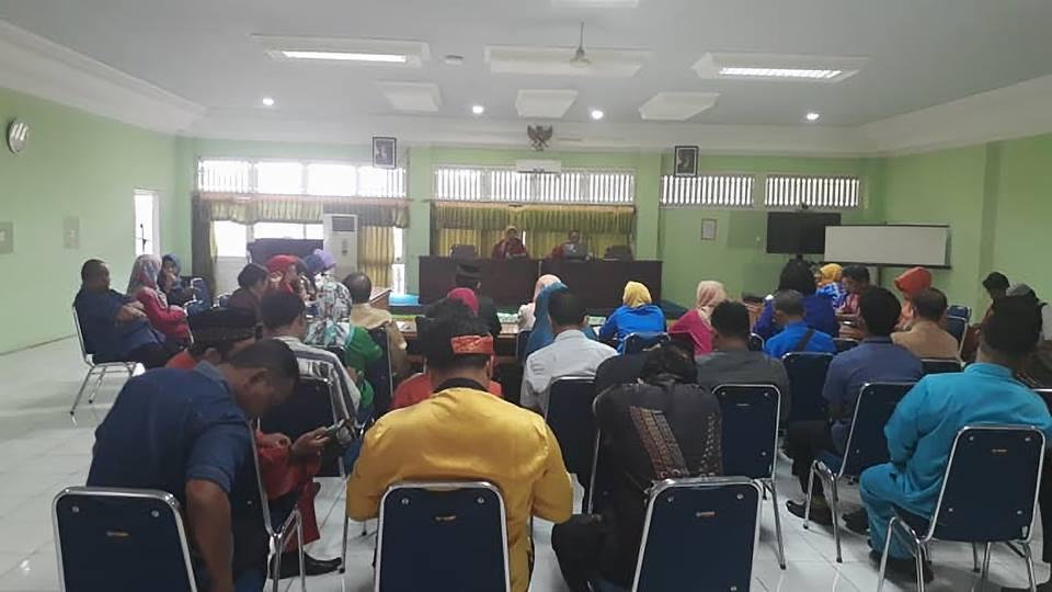 Read more about the article BPNB Kalbar Adakan Rapat Perdana di Awal Tahun 2018