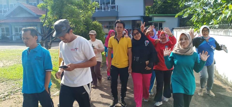 Read more about the article Jalan Santai Mempererat Silaturahmi di Lingkungan BPNB Kalbar