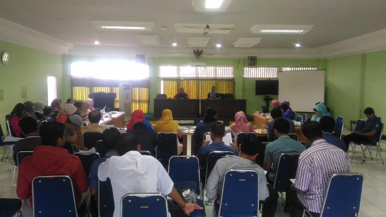 Read more about the article Rapat Awal Tahun Anggaran 2019 di Lingkungan BPNB Kalbar
