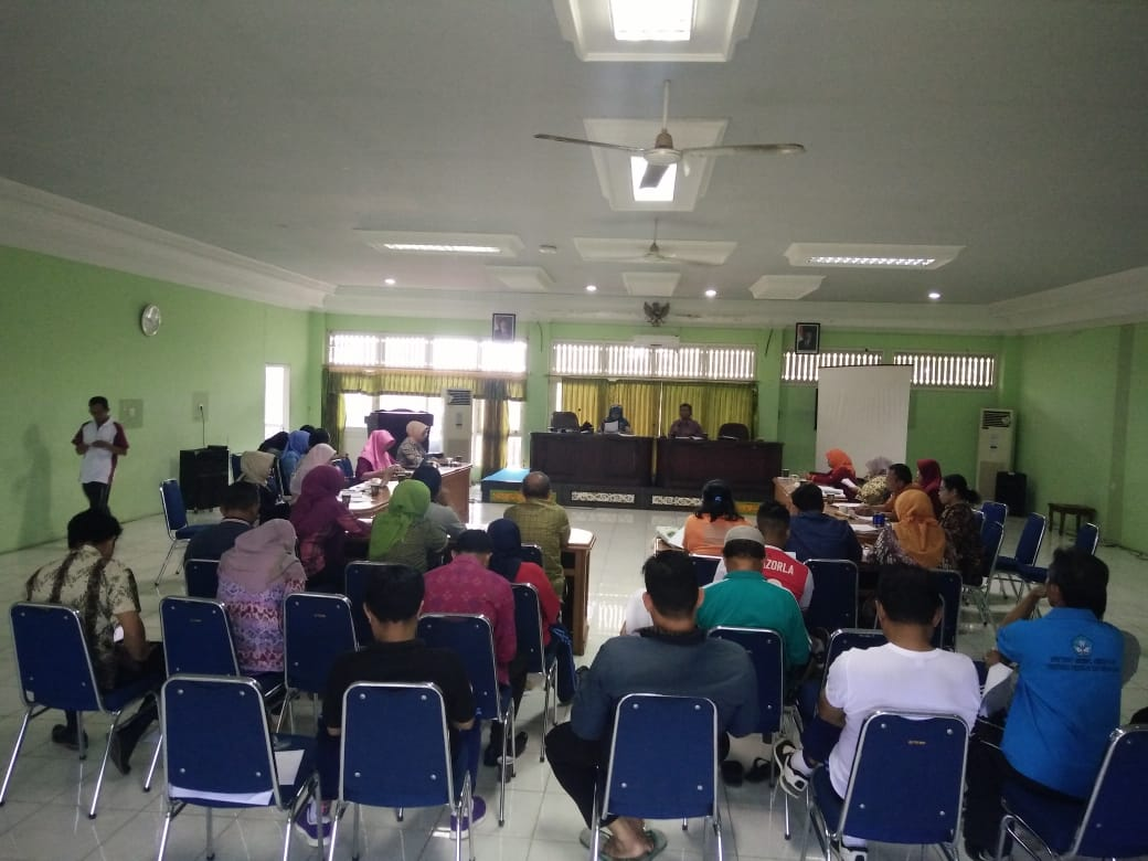 Read more about the article Rapat Laporan Akhir Tahun Koperasi Sejahtera Bersama BPNB Kalimantan Barat