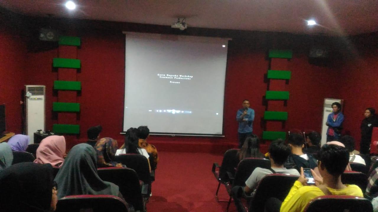 """Read more about the article """"Nyai"""" Nonton dan Diskusi Bersama Sang Sutradara """"Garin Nugroho"""""""