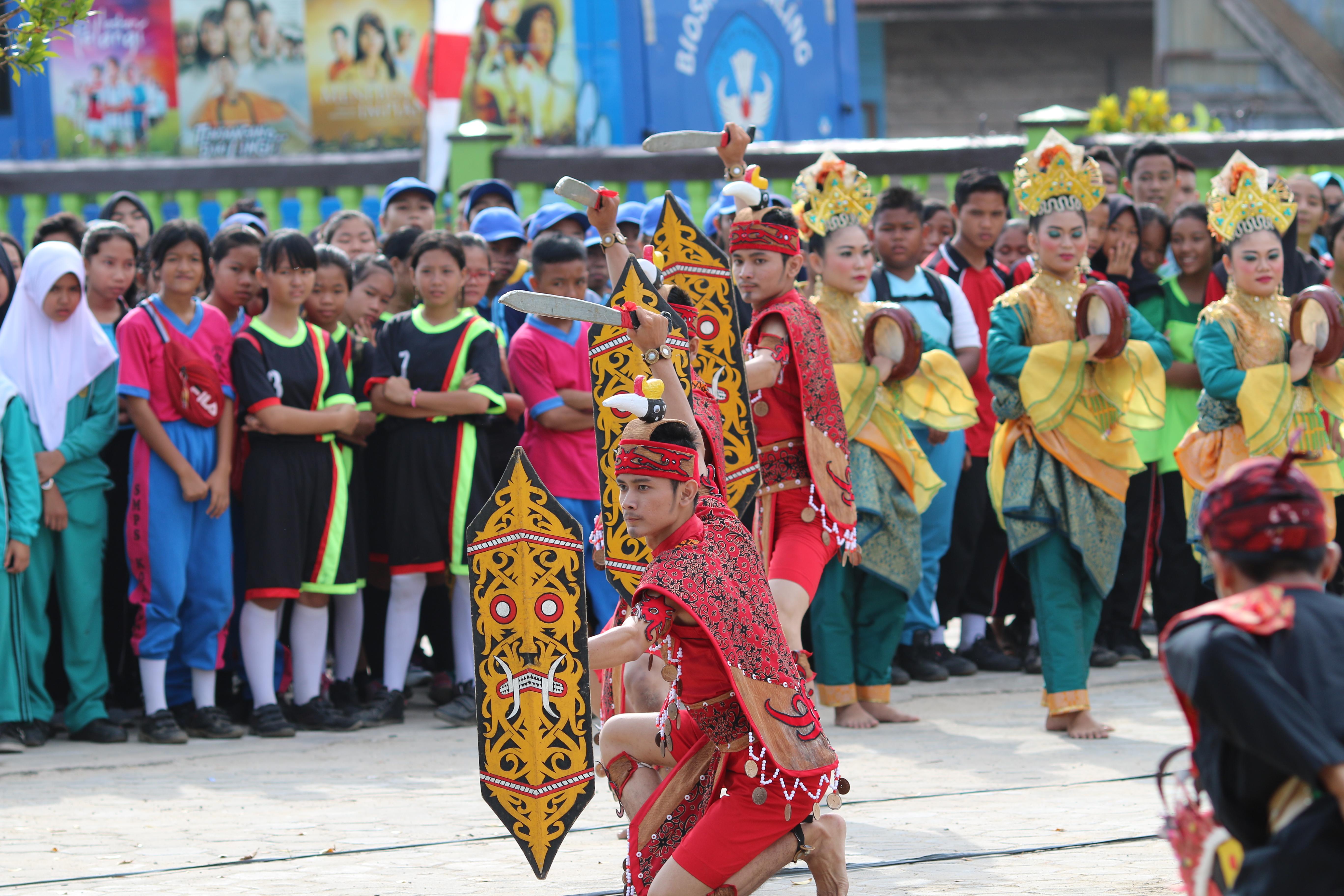 Read more about the article Pembukaan Kegiatan Permainan Tradisional BPNB Kalbar Tahun 2019