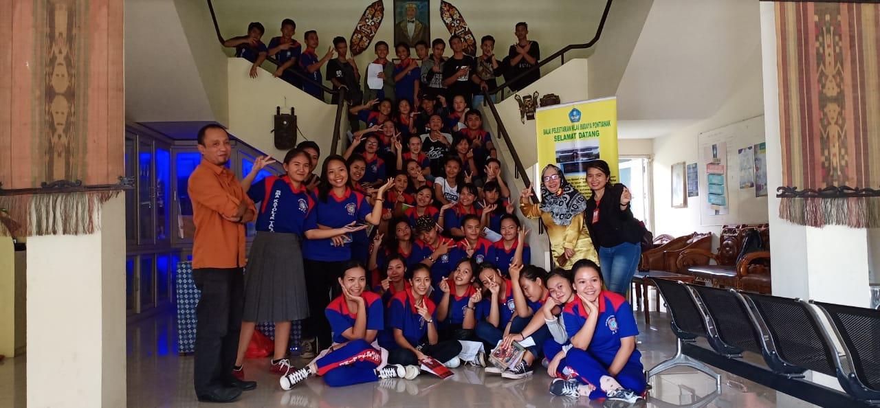 Read more about the article BPNB Kalimantan Barat Kembali Menerima Kunjungan Siswa