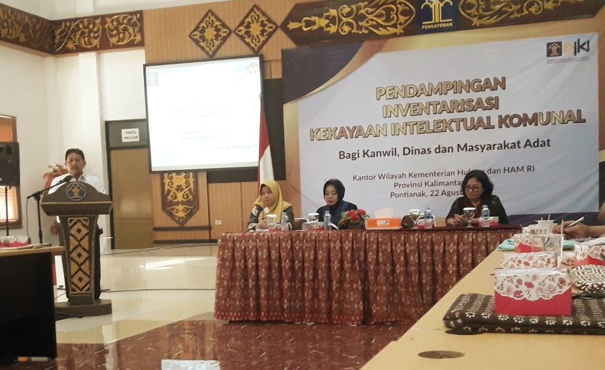 Read more about the article BPNB Kalbar Ikut Serta Dalam Kegiatan Sosialisasi Formulir KIK dan Teknis Pengisiannya